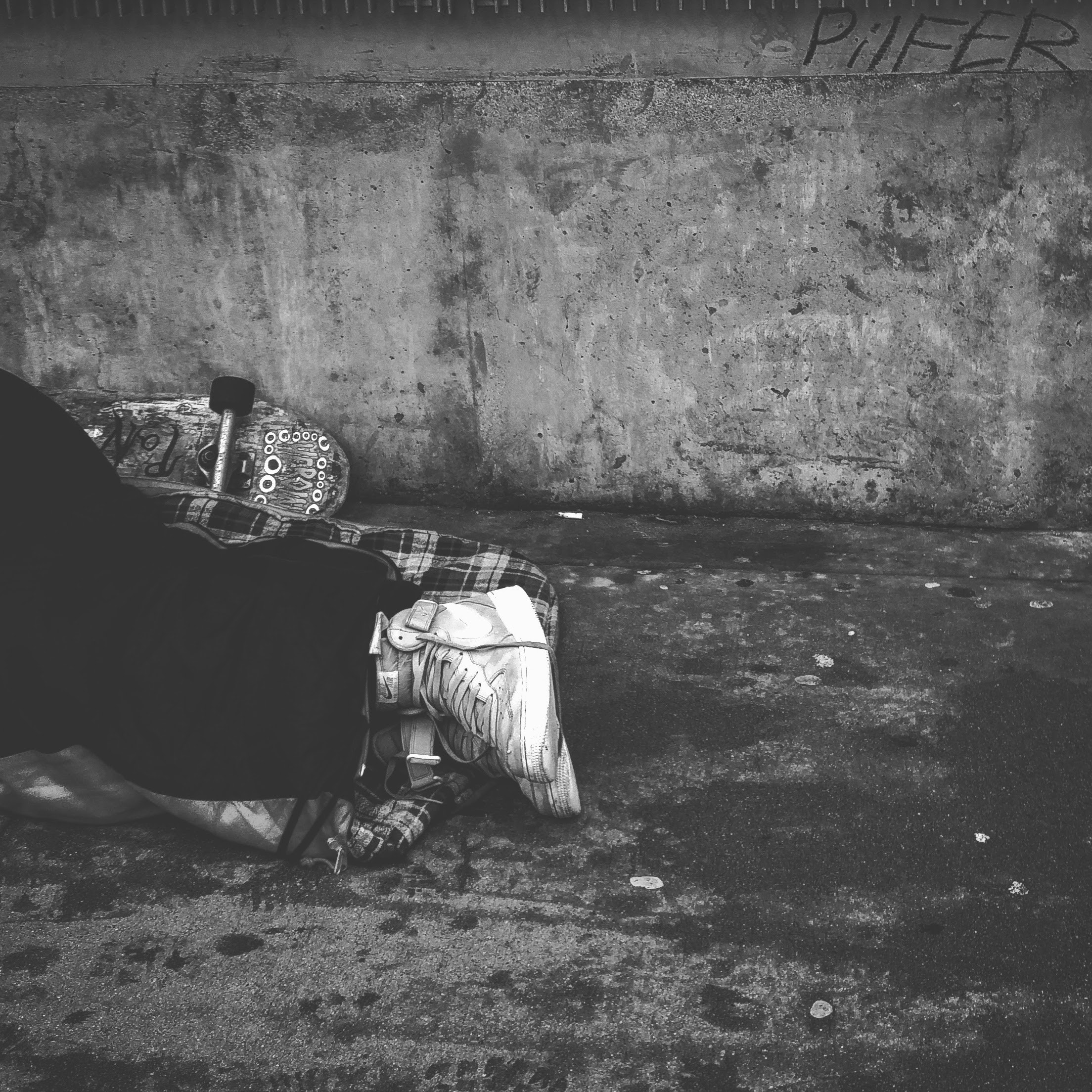 abandoned-adult-black-and-white-384553
