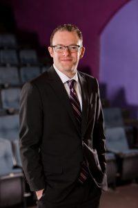 Christopher Mannelli, executive director of Geva Theatre