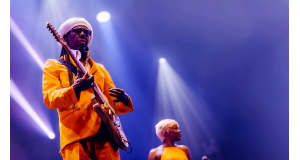 Nile Rodgers (photo provided)