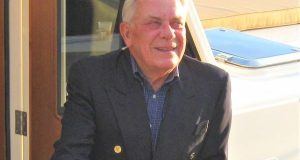 John W. Guffey Jr. was president of Garlock, Inc., in the mid-1970s and interim president and CEO of Gleason Corp. for the first seven months of 2005 (provided photo).